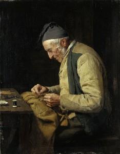 Art Old Man Fantasy